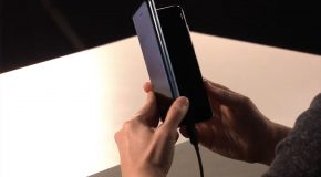 Want Your Phone To Fold Like A Notebook? It Will Set You Back $2,000