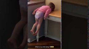 How Toddlers Workout