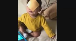 The Latest Internet Trend Is Throwing Cheese Slices At Kids