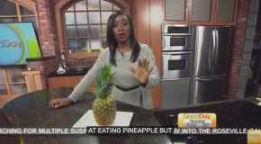 You've Been Eating Pineapple The Wrong Way Your Whole Life
