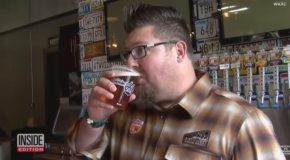 Man Gives Up Food and Vows to Only Drink Beer for Lent