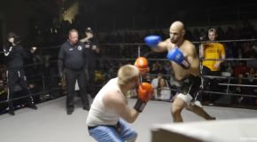 Small Town Boxing in Rural America is Going Mainstream
