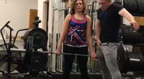 When Deadlifting Doesn't go as Planned!