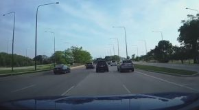 2018 Toyota Tundra Accident on Lakeshore Dr 6/6/19