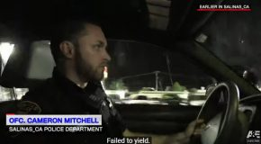 Live PD : Man Passes Gas in Front of Cop Season 3