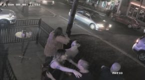 Video Shows Moment Police Stop Connor Betts During Dayton Massacre