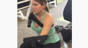 Motivated Woman Trains for First Triathlon