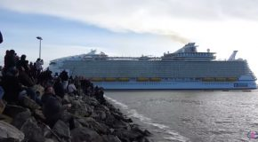 Cruise Ships : Good for the Rich, Bad for the Earth