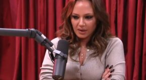 Leah Remini Talks About Xenu