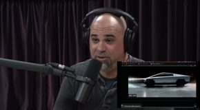 Joe Rogan's Guest Matt Farah Roasts's Tesla's Cybertruck