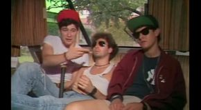 Here Comes The Beastie Boys Story!
