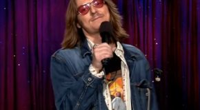 "Here's Mitch Hedberg Joking About The ""Real World"""