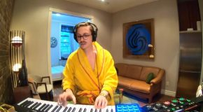 Marc Rebillet Teaches You How To Funk In Two Minutes
