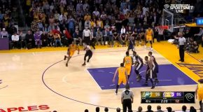 The Last Ever Game Of Kobe Bryant