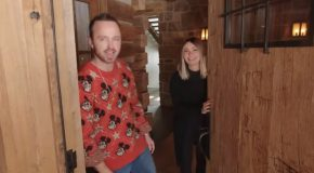 Aaron Paul's Idaho Mansion Is Beyond Gorgeous!