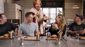 If Fast Food Commercials Actually Portrayed What They Do