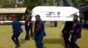 That One Time Where The Coffin Pallbearers Failed!