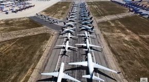 Where Are All Of The Airplanes Parked?!