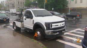 Dishonest Tow Truck Driver Tries To Take Cop Car, Gets Arrested!
