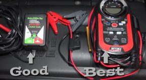 Which Is The Better Battery Charger?