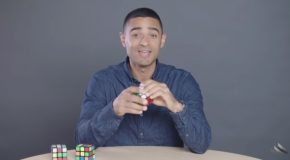 Here's How You Can Solve A Rubik's Cube!
