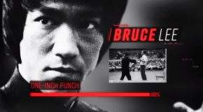 "A Brief Explanation Of Bruce Lee's ""One-Inch Punch""!"