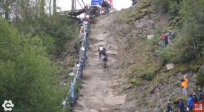 The Dirt Bike Hill Climb That Nobody Succeeds On!
