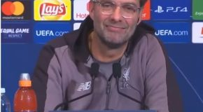 French-English Translator's Voice Deemed Erotic By Jurgen Klopp!
