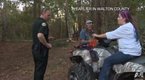A Compilation Of The Most Viewed Moments From Florida Police Department!