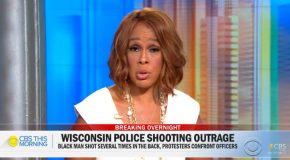 Wisconsin Unarmed Black Man Shot 7 Times By Police!