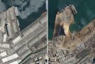 These Satellite Images Show Exactly How Bad The Beirut Blasts Were