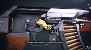 Here Is How An AK-47 Works!