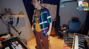 Korean Streamer Sings Country Roads Take Me Home With Sheer Perfection!