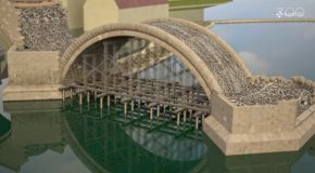 Animation Shows How Bridges Were Constructed In The Middle Ages