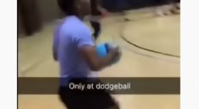 Probably The Best Dodgeball Moves Ever!