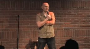 Bill Burr Ended Up Questioning A Blind Man's Blindness!