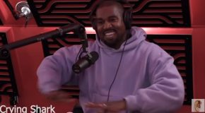 Joe Rogan Gets Fake With Kayne West After Dissing Him For Years!