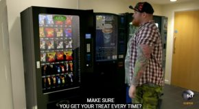 Here's How Vending Machines Detect Fake Coins!