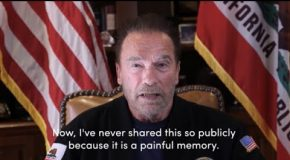 This Is What Governor Schwarzenegger Has To Say After The Capitol Attack!