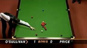 Fastest 147 In History By Ronnie O'Sullivan!
