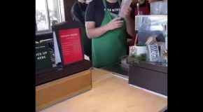 This Starbucks Employee Reads Out The Weirdest Order Ever!