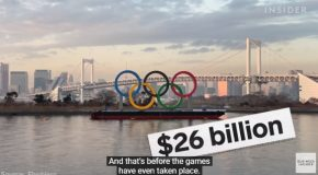 What Makes Tokyo Olympics So Expensive?