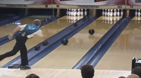 Compilation Of The Best PBA Bowling Trick Shots!