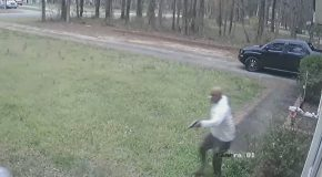 Epic Shootout Between A Father And His Son!