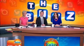 News Crew Loses It When Anchor Says Something Hilarious!