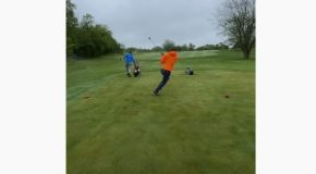 What If Golfing Was Done In A Rush?