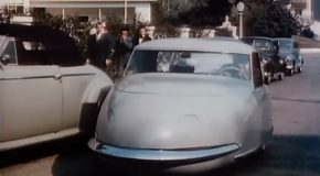 What 1948 Thought Future Cars Would Look Like!