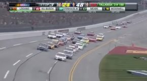 The Only Way To Make NASCAR Interesting!